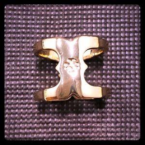 Tory Burch Gemini Link ring - gold
